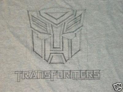 Official Hasbro Transformers T-shirt / Tag ........ Medium