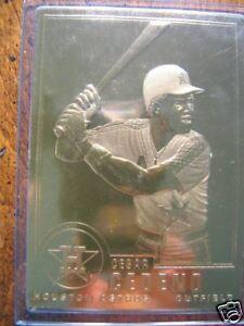 Danbury-Mint-22k-MLB-Card-Cesar-Cedeno-Series-1-006