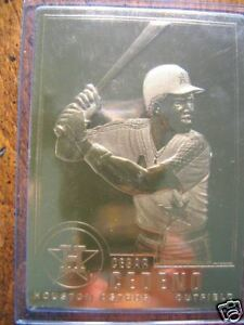 Danbury-Mint-22k-MLB-Card-Cesar-Cedeno-Series-1-006