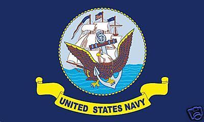 3 X 5 FLAG US Navy USN Veteran 3'X5' Vet SSN SSBN CV CVN DD DDG CG LHA LHD LSD