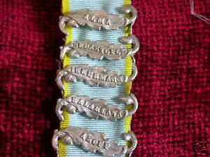 Replica-copy-medal-bar-for-Crimea-Medal-choice-of-5