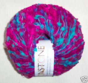 50-off-IRONSTONE-Pon-Pon-Yarn-Raspberry-Mdly