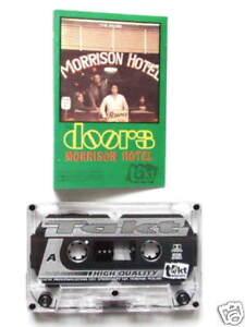 RARE POLISH cassette MC THE DOORS MORRISON HOTEL ********** - Lublin, Polska - RARE POLISH cassette MC THE DOORS MORRISON HOTEL ********** - Lublin, Polska