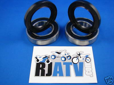 Honda Trx125 1985-1986 Rear Axle Bearings And Seals Trx 125