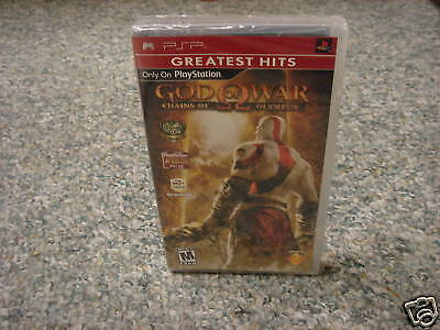 God Of War: Chains Of Olympus Playstation Portable