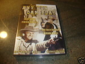 Any-Gun-Can-Play-DVD-New-Movie-Film-Western-Classic