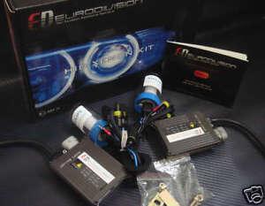 EDX v1 HID H1 Xenon Kit Skyline R32/R33 GTR/GTST 8000K Philips Bulbs Error Free