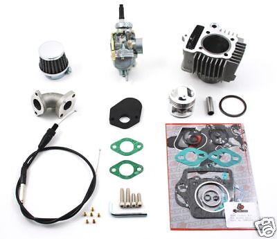Honda Atc70 88cc Big Bore Kit Cylinder Piston & Carb Atc 70