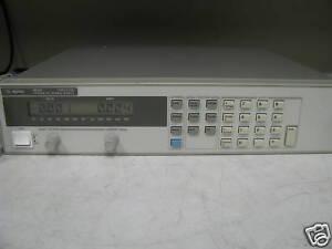 Image of Agilent-HP-6641A by Bullseye Calibration