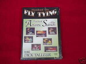 Practical-Atlantic-Salmon-Flies-Fly-Tying-DVD-GREAT-NEW
