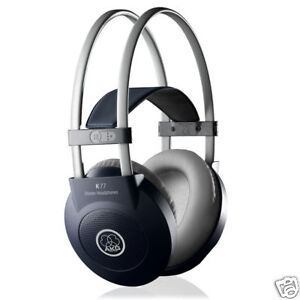 AKG K77 Studio Headphones K 77 - NEW