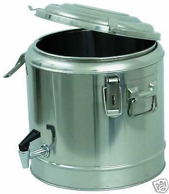 Thermobehälter Getränkebehälter mit Hahn, 8 Liter