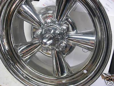 4 Bullet Chrome Center Caps 20 Bullet Mag Lug Nuts 7/16-20 For Supreme Wheels