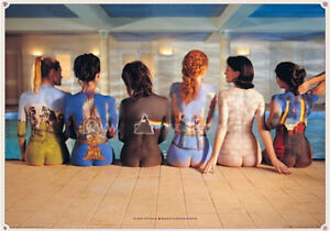 PINK FLOYD Back Catalogues POSTER =large size brand NEW