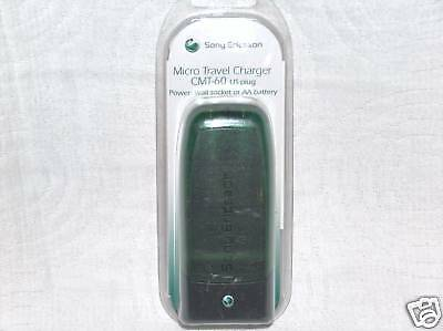 Sony Ericsson Cmt60 Micro Travel Charger
