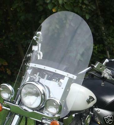 Suzuki C90/c90t Boulevard 2005-up 18 X 23 Clear Replacement Windshield