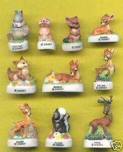 Feves disney bambi n 2 s rie compl te ref w58 ebay - Ou acheter des feves ...