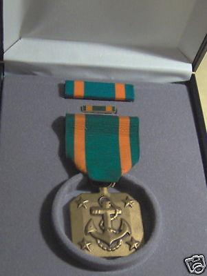 U.S. Navy & Marine Achievement Medal Set in Presentation Case
