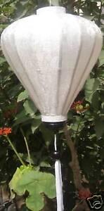 Lampion-Seide-lampen-Weiss