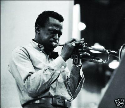 Miles Davis Jazz Legend 10x8 Photo #3