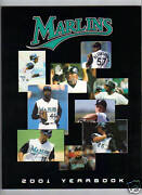 Florida Marlins Yearbook