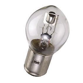 Lampe ampoule projecteur 12v 35 35w ba20d pour scooter for Ampoule pour lampe a lave