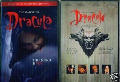 Dracula: Bram Stoker & Discoverys Search For 2 Dvd