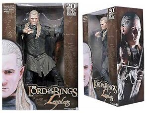 LORD-OF-THE-RINGS-Legolas-20-Epic-Scale-Action-Figure-NECA-NEW