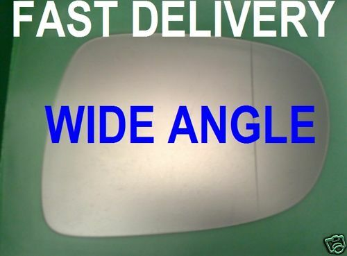 LEXUS IS 250 IS 220 2005+ DOOR WING MIRROR GLASS RIGHT OR LEFT WIDE ANGLE