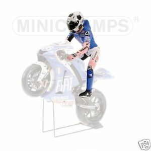 MINICHAMPS 1 12 ROSSI FIGURA RIDING GP BARCELONA 2008 BARCELLONA VERY RARE