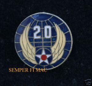 20TH-US-AIR-FORCE-1ST-ATOMIC-BOMB-DROP-HAT-PIN-B-29-F-E-Warren-AFB-SAC-ARMY-AIR