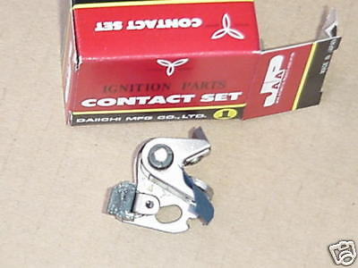 Suzuki Ac100,as50,a100,ds100,ds125,ds80,rm50,rv125,rv90 Contact Points