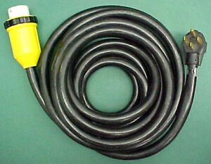 RV-Power-Cord-w-Marinco-Connector-36-50-amp-Detachable