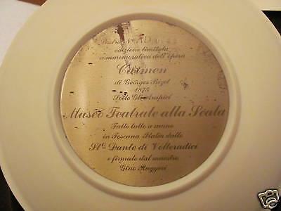 Bradford-Exchange-Carmen-Alabaster-plate-1st-ed