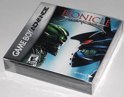 Bionicle Heroes (game Boy Advance ) ..brand