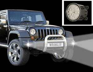led tagfahrlicht jeep wrangler jk ab 2007 2013. Black Bedroom Furniture Sets. Home Design Ideas