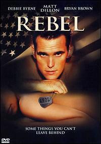 REBEL (Matt Dillon  DVD)  UK compatible / english cover