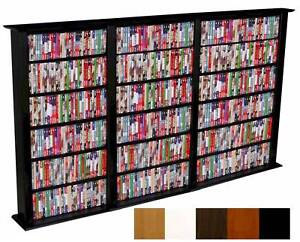 1392 cd 702 dvd wall tower storage dvd cd rack 5 colors ebay In wall dvd storage