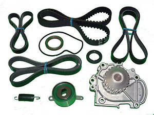 timing kit acura 2 5tl 95 96 97 98 5cyl 2 5 tl water pump. Black Bedroom Furniture Sets. Home Design Ideas
