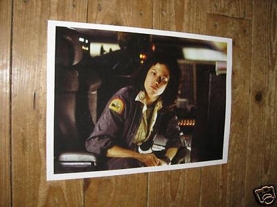 Sigourney Weaver Alien New POSTER