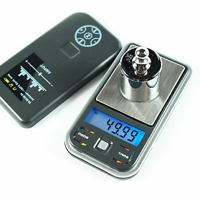 Mini 0.01g x 100g High Precision Digital Pocket Scale / Stylus Gauge