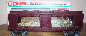 LIONEL-SAN-FRANCISCO-MINT-CAR-6-9349-MINT-CONDITION