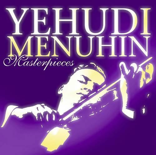 CD Yehudi Menuhin Masterpieces 3CDs