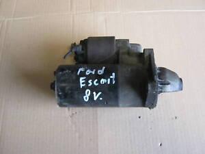 Ford-Escort-1-4-1-6-ltr-8-Ventiler-Anlasser