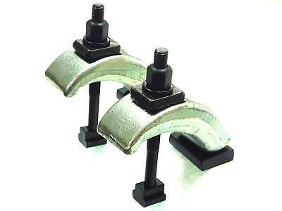 OREX  2 Spannpratze, für T-Nute 10mm,Spannwerkzeug, Spanneisen, T-Nutensteine