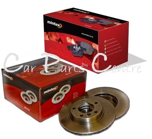 FOR MAZDA 6 2.0 2.0D 2.3 FRONT REAR MINTEX BRAKE DISCS PADS