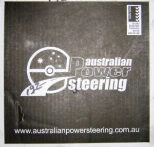 HOLDEN-JACKAROO-RECO-POWER-STEERING-BOX