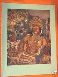 TT-LARGE-HINDU-PRINT-FROM-EARLY-ART-BOOK-ELLORA