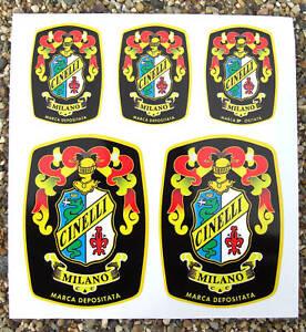 Cinelli-Crest-Vintage-Cycle-Bike-Frame-Decals-Stickers