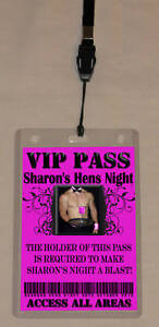 PERSONALISED-HENS-NIGHT-VIP-PASS-OR-INVITATION-LANYARD